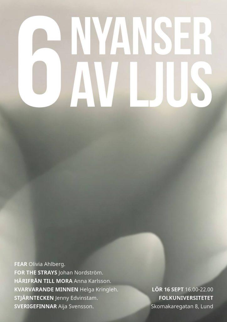Fotoutställning i Lund