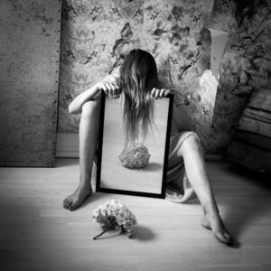 Lena Boström - inspirerad av fotograf Francesca Woodmann -