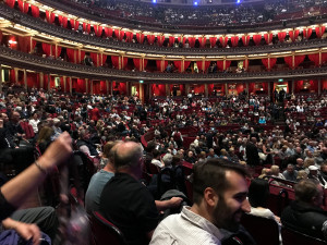 Christer Lindberg - I väntan på Joe Bonamassa, Royal Albert Hall, London