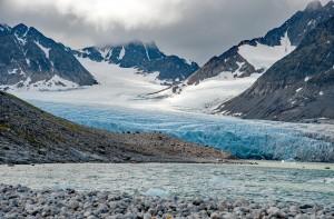 Magdalena glaciären