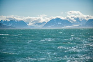 Norr om Svalbard